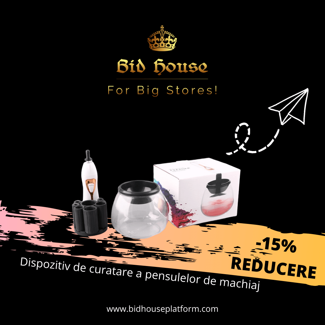 Oferta make up brush cleaner 1