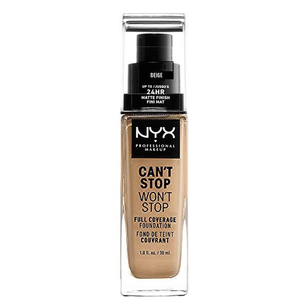 Fond de Ten Fluid Can't Stop Won't Stop NYX (30 ml) 4