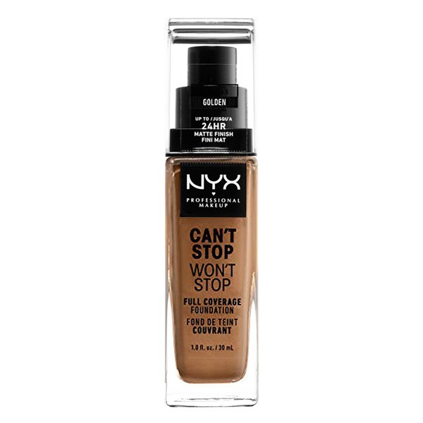 Fond de Ten Fluid Can't Stop Won't Stop NYX (30 ml) 3