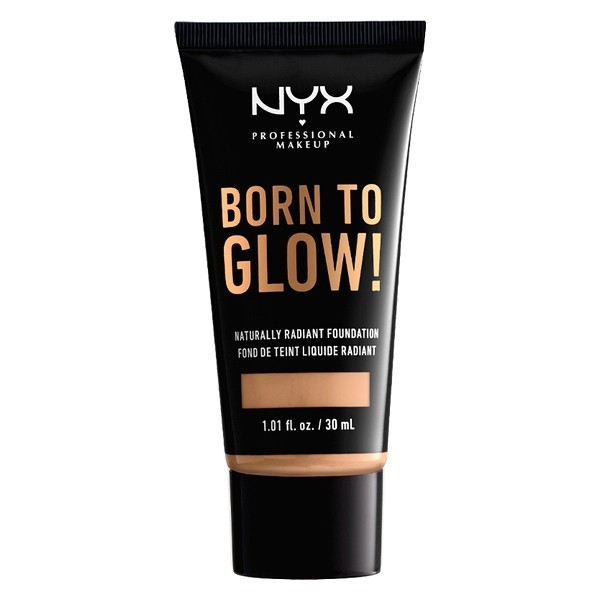 Fond de Ten Fluid Born To Glow NYX (30 ml) 4