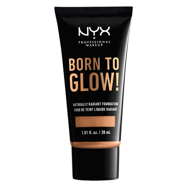 Fond de Ten Fluid Born To Glow NYX (30 ml) 2