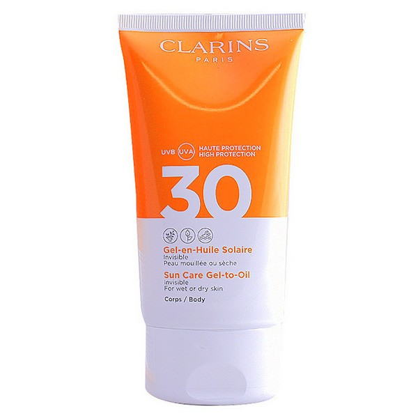 Protector Solar Solaire Clarins Spf 30 Gel (150ml) 1