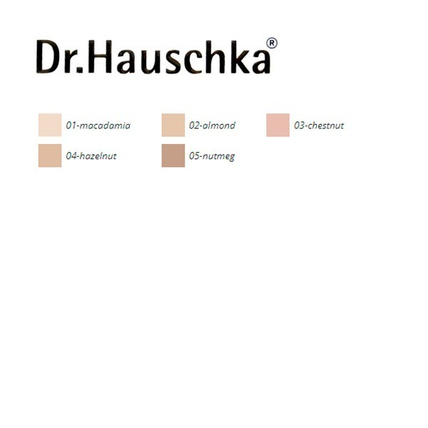 Fond de Ten Fluid Foundation Dr. Hauschka 2