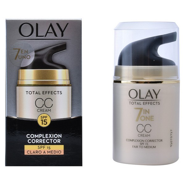 CC Cream Olay Total Effects 1