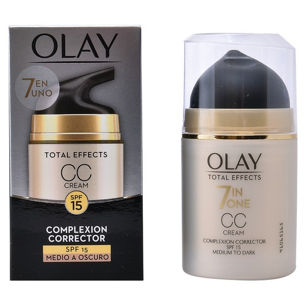 CC Cream Olay Total Effects 2