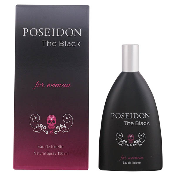 Parfum Femei Poseidon The Black Posseidon EDT 1
