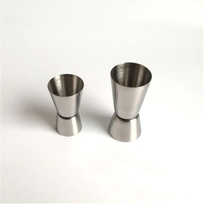 Stainless steel cocktail shaker set 3